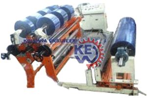 PVC-shrink-film-slitting-rewinding-machine