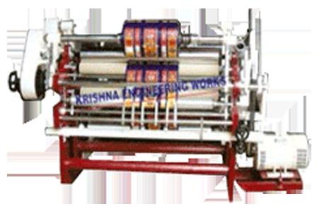 Plastic Film Slitting Rewinding Machine Slitter Rewinders