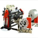 EVA Film Slitter Rewinder Machine