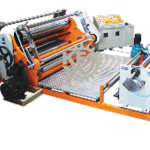 Inner Wrap Film Slitter Rewinder Machine