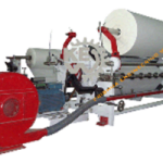 Jumbo Roll Slitting Rewinding Machine