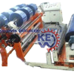 Over Wrap Film Slitter Rewinder Machine