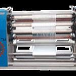 Simplex-slitter-rewinder-machine