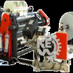 OPA Film Slitter Rewinder Machine